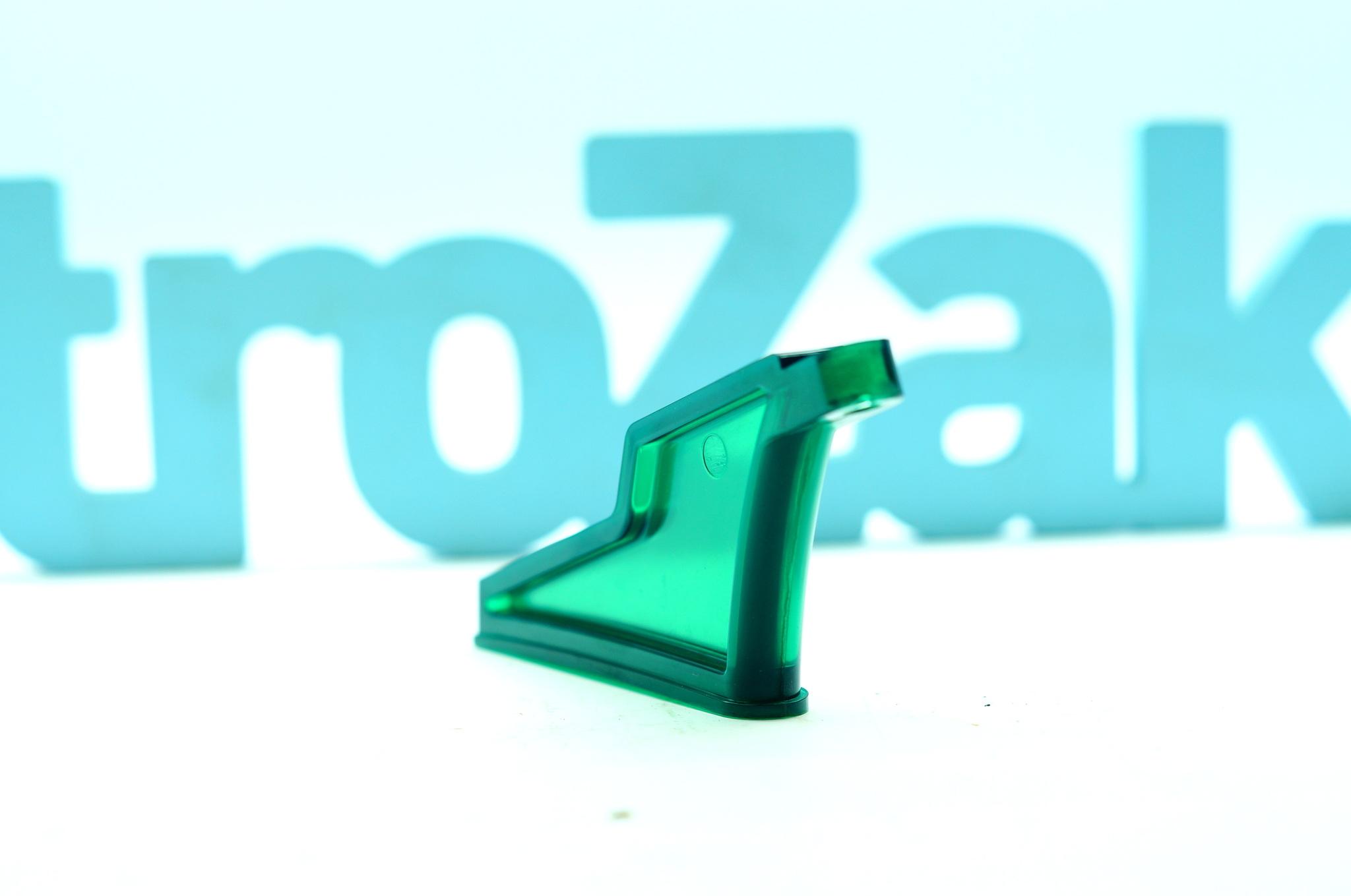 Подставка под оленя Газ 21 2 серии зелёная