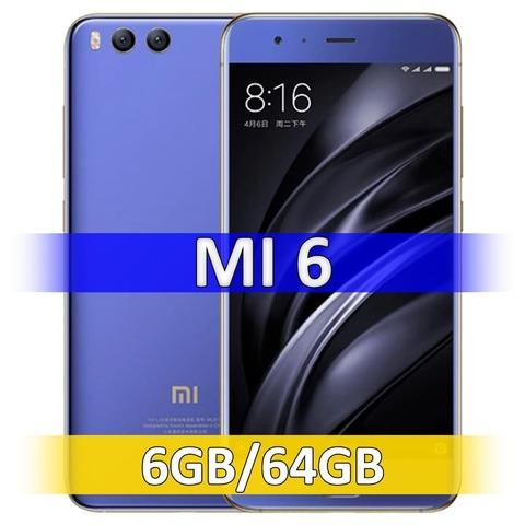 Xiaomi Mi 6 (6-64Gb) Blue