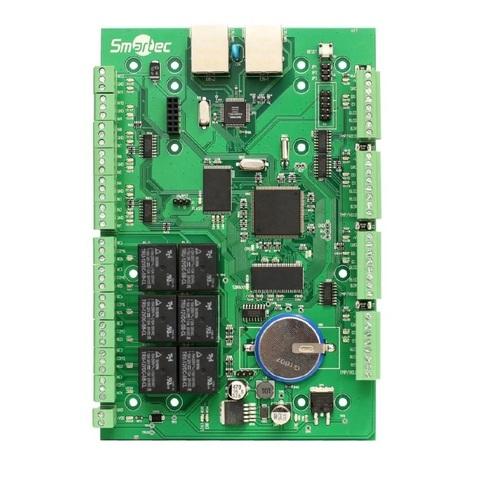Сетевой контроллер Smartec ST-NC441 (на 4 двери)