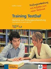Training TestDaF B2-C1 Trainb.+ CDs
