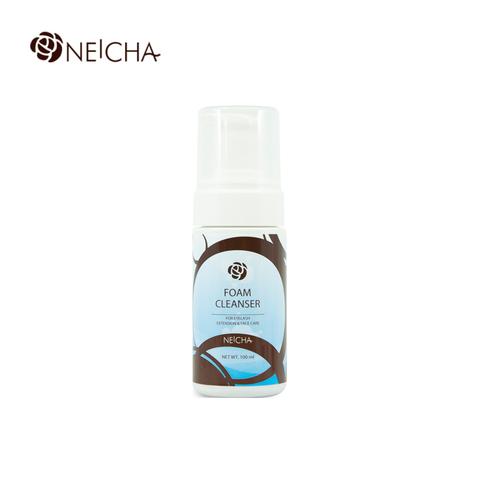 Очищающая пенка для ресниц и лица NEICHA 100мл
