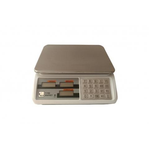 Весы торговые ФорТ-Т 769 (32.5,LED) Маркет