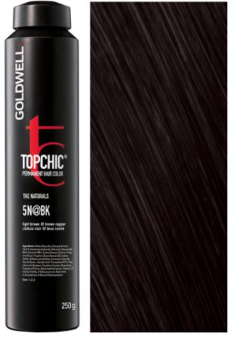 Topchic 5N@ВК - светло-коричневый с медным сиянием (жженый кофе) TC 250ml