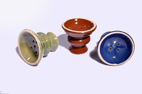 Керамическая чашка цветная