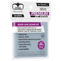 Протекторы для настольных игр: Square (73х73, 50 шт.)