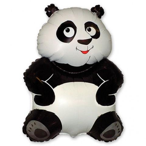 Фольгированный шар Панда