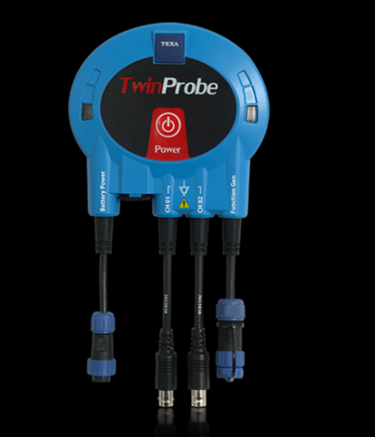 Мотортестер TwinProbe на базе ПК, ТЕХА (Италия)