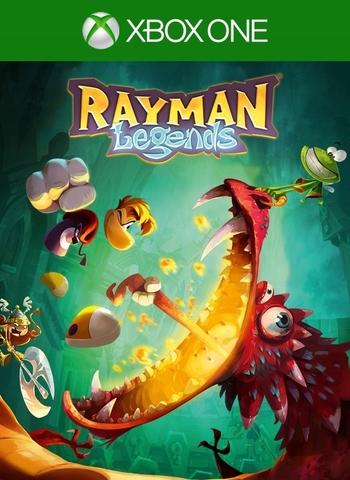 Rayman Legends (Xbox One/Series S/X, цифровой ключ, русская версия)