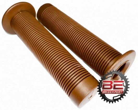 Грипсы VLX G-G54 130мм коричневые