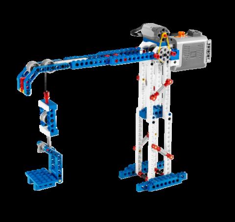 LEGO Education: Набор «Технология и физика» 9686 — Simple & Powered Machines Set — Лего Образование
