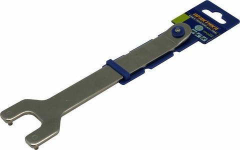 Ключ для планшайб ПРАКТИКА 35 мм, для УШМ, плоский (777-031)