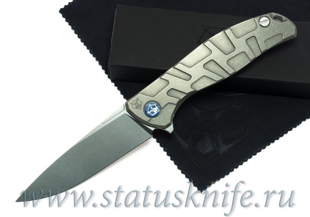 Нож Широгоров Flipper 95 R  T-узор vanax 37