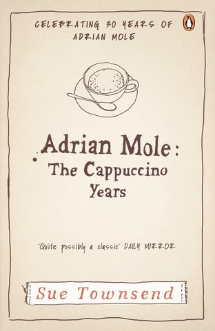 Adrian Mole.The Cappuccino Years