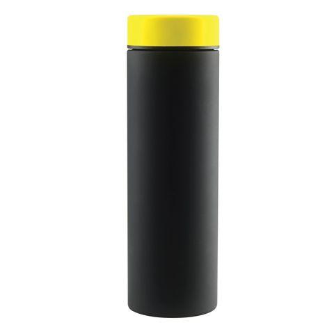 Термос Asobu Le Baton Travel (0,5 литра), черный/желтый