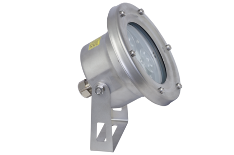 Светильник для фонтана UL436-RGB-PWM-2Co-VL Submersible LED Light 45W/12-24V/30gr/1644lm/2cab.o./Size2
