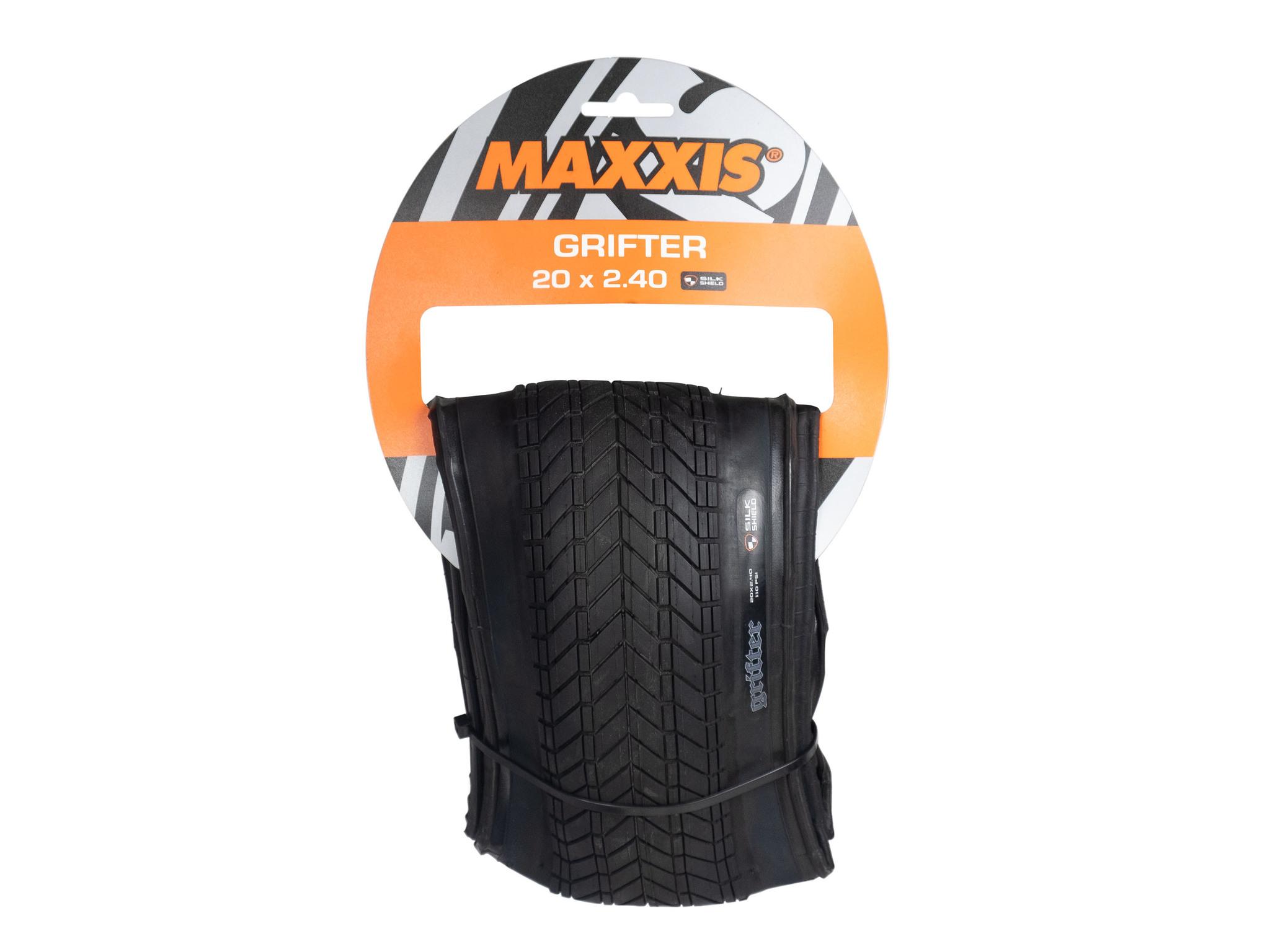 Покрышка Maxxis Grifter