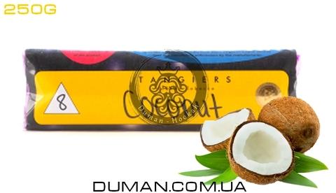 Табак Tangiers Coconut T8 (Танжирс Кокос) |Noir 250г