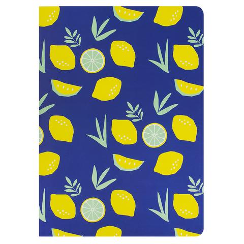 Тетрадь Lemon лин.