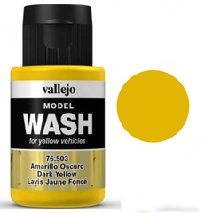 Dark Yellow Wash
