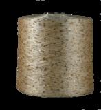Пряжа Pailettes 3 мм 306 топленое молоко