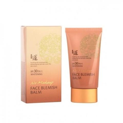 Welcos Lotus No Make-Up Blemish Balm BB-крем с эффектом отсутствия макияжа SPF30 PA++