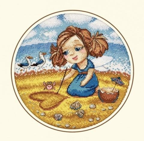 oven-872 Алиса на море