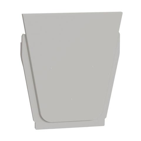 Набор сальников - 10 шт. Цвет Белый. Schneider Electric(Шнайдер электрик). Mureva styl(Мурева стайл). MUR39007