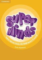 Super Minds Levels 5 - 6 Tests CD-ROM