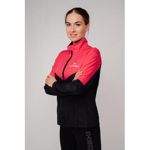 Ветровка Nordski Sport Pink/Black W женская