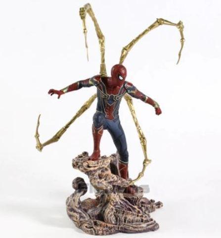 Мстители фигурка Железный Человек Паук