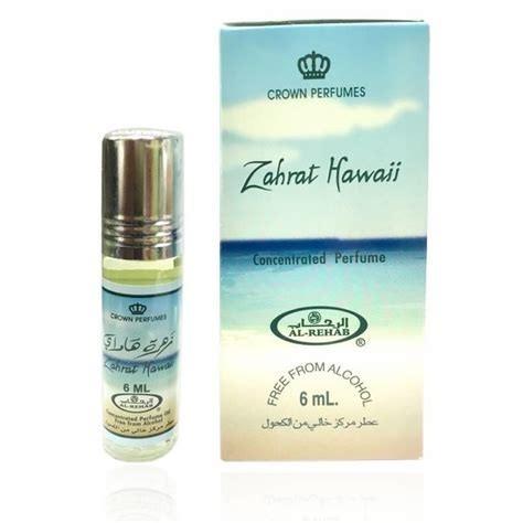 Zahrat Hawaii Захрат Гавайи (Гавайский Цветок) 6 мл арабские  масляные духи от Аль Рехаб Al Rehab