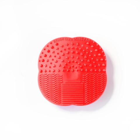 Коврик силиконовый для чистки кистей NEW/ Brush cleansing pad NEW