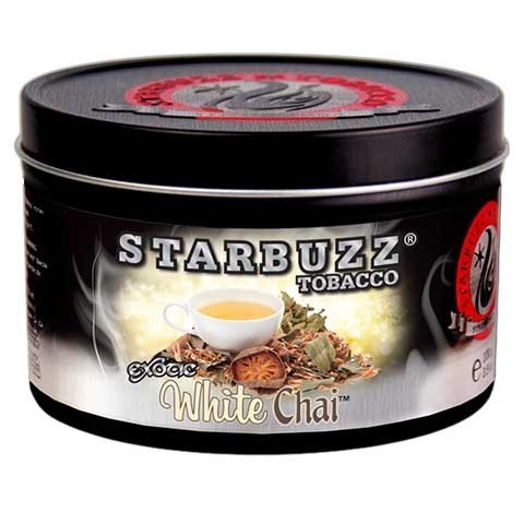 Starbuzz White Chai