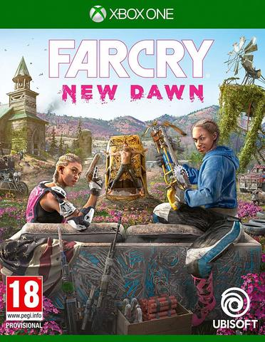 Far Cry: New Dawn (Xbox One/Series X, русская версия)