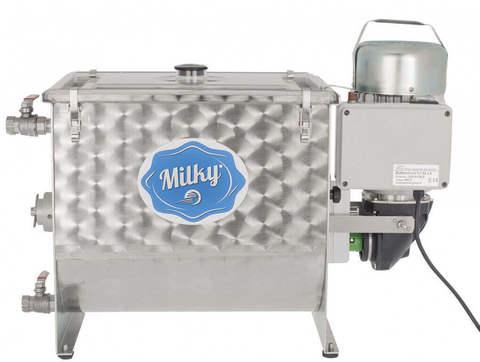 Бытовая электромаслобойка для сливочного масла Milky FJ 32, фото