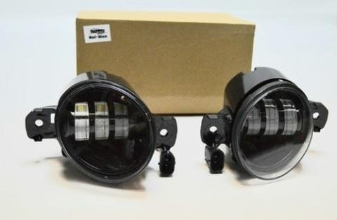 ПТФ светодиодные 2x режимные 50W Sal-man (Lada Largus/Granta)