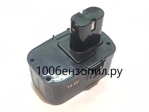 Аккумулятор плоский Китай 14.4V-1.3Ah Ni-CD