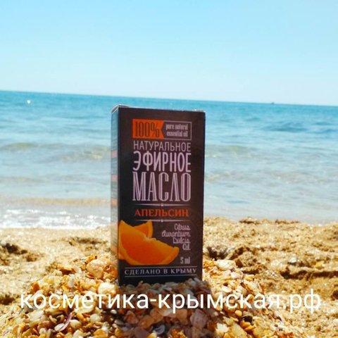 Эфирное масло «Апельсин»™Крымские масла