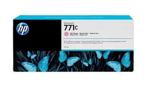 Оригинальный картридж струйный HP B6Y11A (№771C) светло-пурпурный