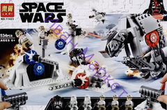 Звездные Войны 11423 Защита базы Эхо, 534 дет Конструктор