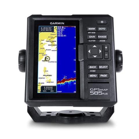 Эхолот Garmin GPSMAP 585 Plus без трансдьюсера (010-01711-00)