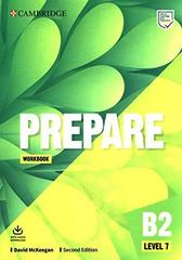 Prepare 2Ed 7 WB + Downloadable Audio