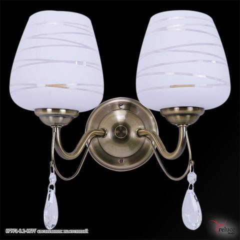 07974-0.2-02W светильник настенный
