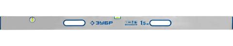 Правило-уровень с ручками ППУ-Р, 1.5 м, ЗУБР Профессионал 1075-1.5