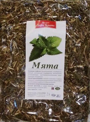 Травяной сбор «Мята»™Дары Крыма