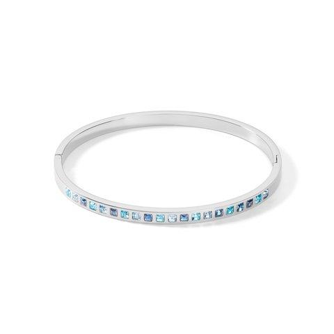 Браслет Blue-Silver 0130/33-0717 цвет синий, голубой, серебряный
