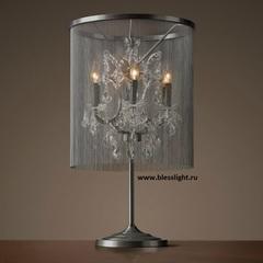 лампа настольная Vaille crystal 3005–T4