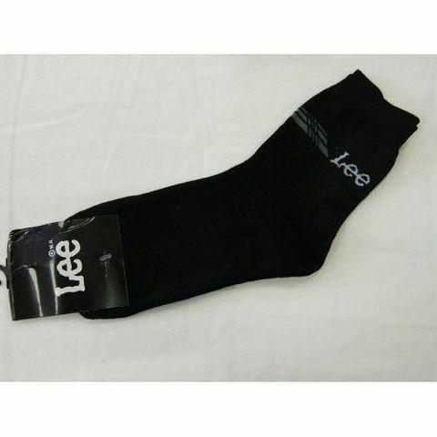 Мужские носки черные Lee