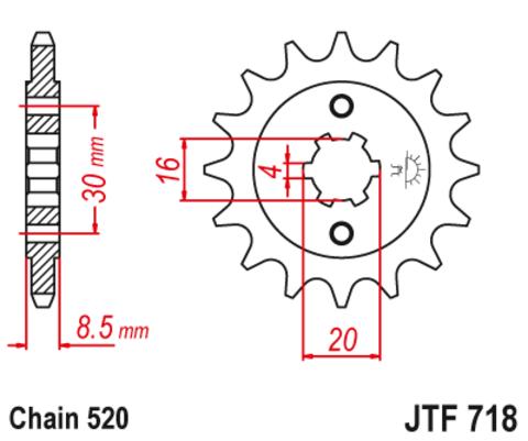 JTF718