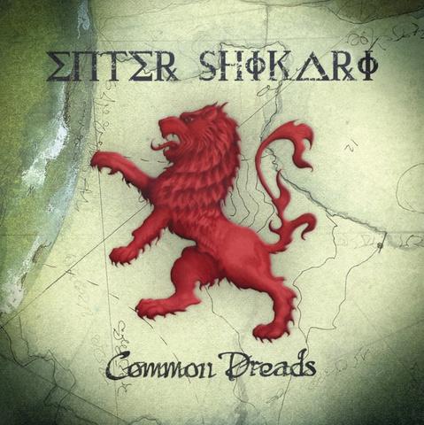 Виниловая пластинка. Enter Shikari - Common Dreads